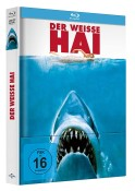 Saturn.de: Der weiße Hai – Blu-ray – limitiertes Mediabook Blu-ray + DVD für 18,99€ + VSK