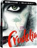 [Vorbestellung] CeDe.de: Cruella 4K + Blu-ray Steelbook für 26,99€ inkl. VSK