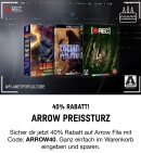 Zavvi.de: 40% auf ausgewählte Arrow Video Filme + VSK