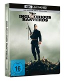 [Vorbestellung] JPC.de: Inglourious Basterds (Steelbook) [4K UHD + Blu-ray] 34,99€ keine VSK