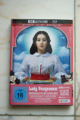 [Review] Lady Vengeance – 3-Disc Limited Collector's Edition im Mediabook