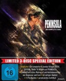 [Vorbestellung] Saturn.de / Amazon.de: Peninsula – Die Komplette Saga Ltd. Special Edition im Schuber [3x Blu-ray] für 46,99€