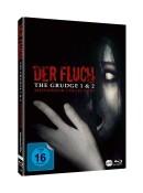 [Vorbestellung] Amazon.de: The Grudge – Der Fluch 1 & 2 – Limitiertes Mediabook [Blu-ray] für 27,90€ inkl. VSK
