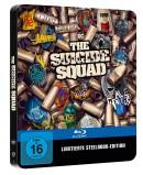 [Vorbestellung] Amazon.de: The Suicide Squad Limited Steelbook [Blu-ray] für 22,52€ inkl. VSK
