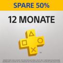 PlaystationStore: 12-Monats-Abonnement – 50 % Rabatt für 29,99€ (nur Neukunden)