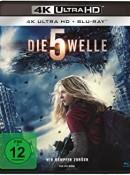 MediaMarkt.de: 4K Ultra HD Blu-ray Filme für ab 8,49€ + VSK z.B. Die 5. Welle 4K Ultra HD Blu-ray + Blu-ray
