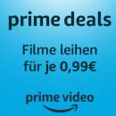 Amazon.de: Filme leihen für je 0,99€. Nur für Prime-Mitglieder. Nur bis Sonntag, 03.10.2021