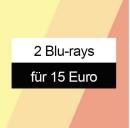 Amazon.de: Neue Aktion – 2 Blu-rays für 15 €
