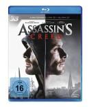 Amazon.de: Assassin's Creed [3D Blu-ray] für 6,99€ + VSK