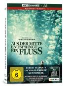 [Vorbestellung] Capelight.de: Aus der Mitte entspringt ein Fluss (Limited Collector's Edition Mediabook) [4K UHD + Blu-ray] 29,95€ + VSK