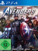 Saturn.de: Marvels Avengers (kostenloses Upgrade auf PS5) [PS4] für 12,99€ + VSK
