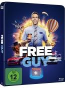 [Vorbestellung] JPC.de: Free Guy – Steelbook Edition [Blu-ray] für 24,99€ inkl. VSK