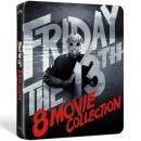 [Vorbestellung] JPC.de: Freitag, der 13. (Teil 1-8) (Steelbook) [Blu-ray] für 89,99€ + VSK
