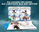 Amazon.de: Die Legende von Korra – Die komplette Serie – Limited BookBox (exklusiv bei Amazon.de) [Blu-ray] für 73,41€