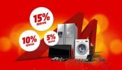 MediaMarkt.de: Club-Tage – bis zu 15% Rabatt für Club-Mitglieder (bis 19.09.21)