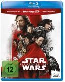 Amazon.de: Star Wars – Die letzten Jedi 3D + 2D-Blu-ray + Bonus-Blu-ray für 14,99€ + VSK