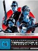[Vorbestellung] JPC.de: Terminator 2: Tag der Abrechnung (30th Anniversary Edition Steelbook) [4K UHD, 3D und 2D Blu-ray] für 29,99€ inkl. VSK