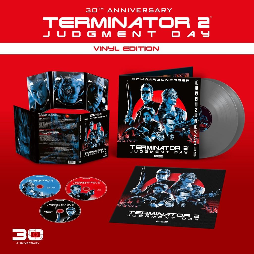 Terminator 2 Vinyl Edition