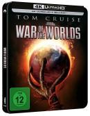[Vorbestellung] Amazon.de: Krieg der Welten (2005) Steelbook [4K UHD + Blu-ray] für 39,99€