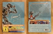 [Review/Unboxing] Nummer 5 (1986/1988) Double Feature Mediabook (2x Blu-ray Disc)