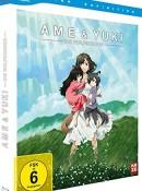 Amazon.de: Ame & Yuki – Die Wolfskinder – [Blu-ray] für 6,97€ + VSK