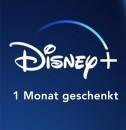 Disney + Probemonat geschenkt