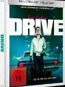 [Vorbestellung] JPC.de: Drive (2011) Mediabook [4K UHD + Blu-ray] 28,99€ + VSK