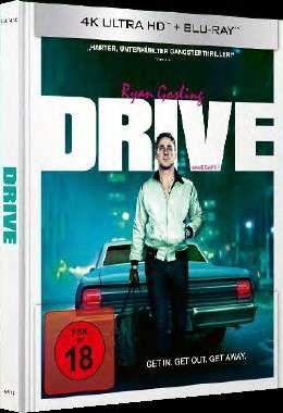 Drive 4K Mediabook