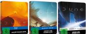 [Vorbestellung] JPC.de: Verschiedene Dune Steelbooks ab 24,99€ inkl. VSK