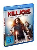 Amazon.de: Killjoys-Space Bounty Hunters-Staffel 5 [Blu-ray] für 11,99€ + VSK