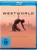 Amazon.de: Westworld – Staffel 3 [Blu-ray] für 21,99€ + VSK